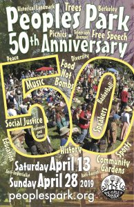 The 50th Anniversary of People's Park @ People's Park