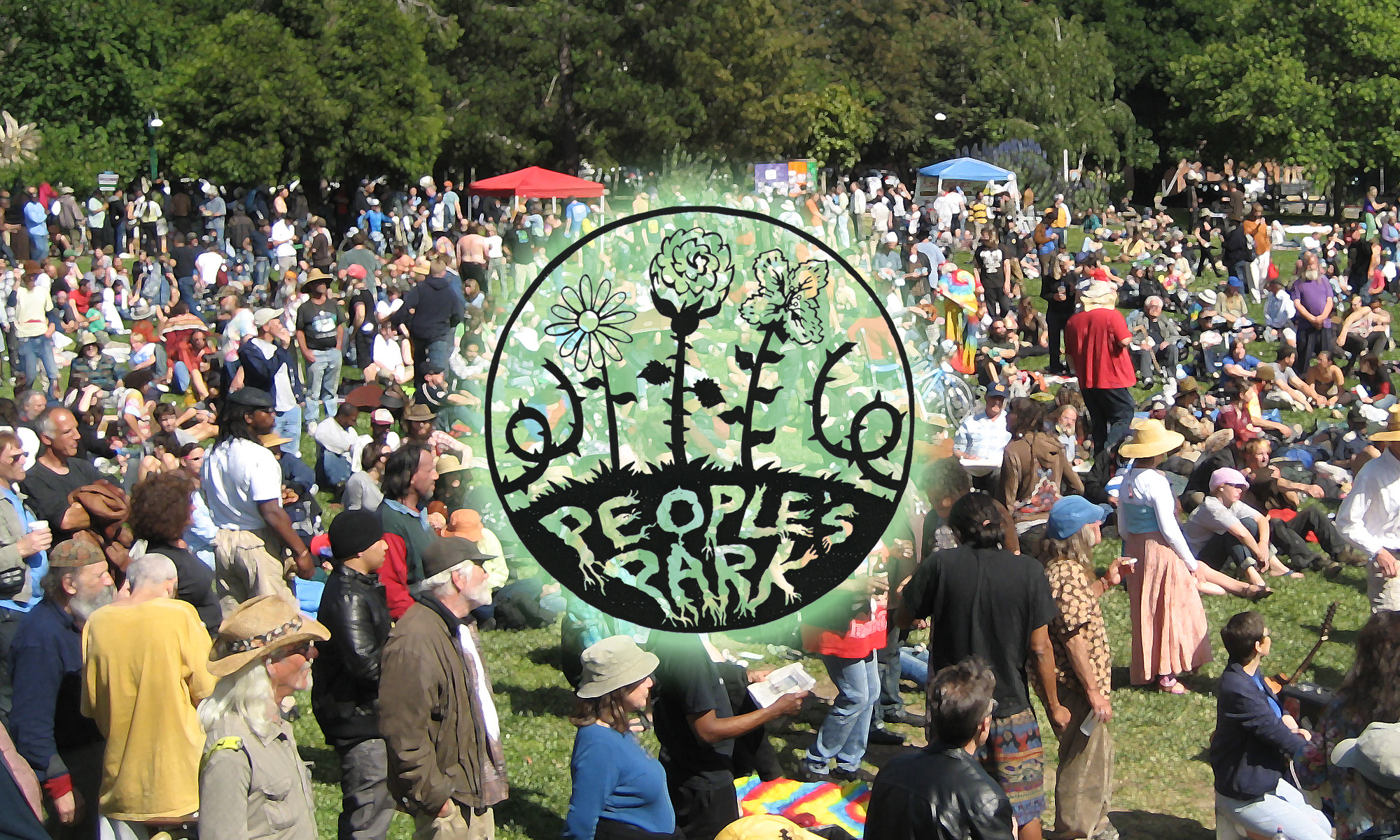 People's Park – People's Park, Berkeley, California